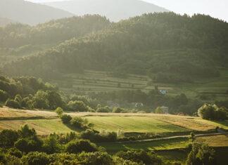 Wakacje w górskiej miejscowości